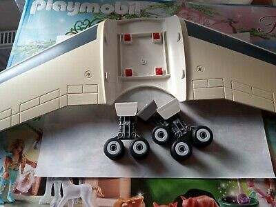£29.80 • Buy Playmobil Used Spare- Main Wing & Fixing Clips For 4310 Plane + 2 Rear + 1 Front