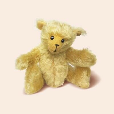 £37.50 • Buy Sewing A Mohair Fabric Teddy Bear Kit – Buttercup (safety Eyes & Safety Joints)