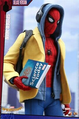 $ CDN1135.84 • Buy Hot Toys Spider-man Homecoming Deluxe +SHIPPER MMS426 NEW FREE SHIPPING