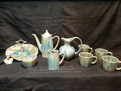 $ CDN777.77 • Buy Blue Mountain Pottery BMP Muskoka Candy Stripe Glaze