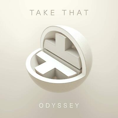 TAKE THAT ‎– ODYSSEY 2CDs (NEW/SEALED) Greatest Hits Best Of • 3.75£