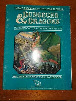 AU7.95 • Buy Dungeons And Dragons Companion Book 2