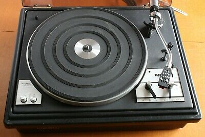 AU160 • Buy Vintage 70s APAN Music Maker Automatic Turntable Record Player BFU 121 GWO