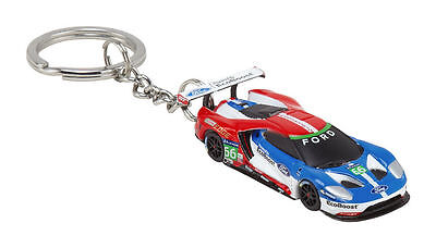 £10 • Buy Ford Performance Gt Car Key Ring - Le Mans - Rrp £18 -  Free Shipping