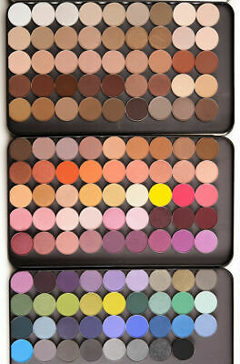 $19.95 • Buy Mac Cosmetics Pro Palette Refill Pan Eye Shadow CHOOSE YOUR SHADE 100% AUTHENTIC