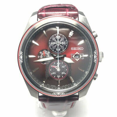 $ CDN739.60 • Buy SEIKO SBPY155 Monster Hunter 15th Anniversary Limited Collaboration Watch Red