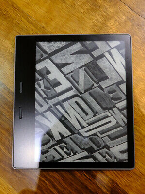 AU360 • Buy All-new Kindle Oasis - Now With Adjustable Warm Light - Wi-Fi (8 GB) - Graphite
