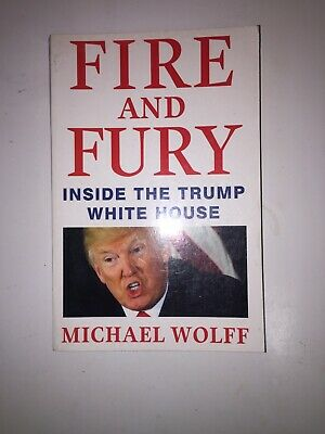AU23 • Buy Fire And Fury: Inside The Trump White House By Michael Wolff