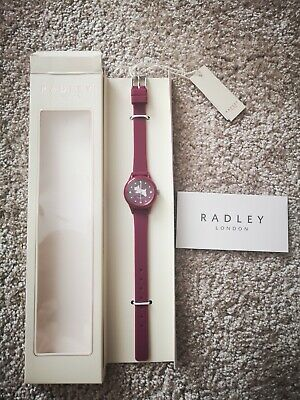$34.18 • Buy Radley Berry Silicone Watch