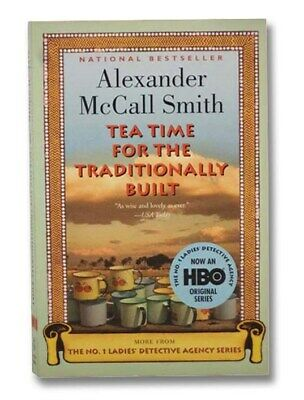 £4.36 • Buy Tea Time For The Traditionally Built (The No. 1 Ladies' Detective Agency, Book..