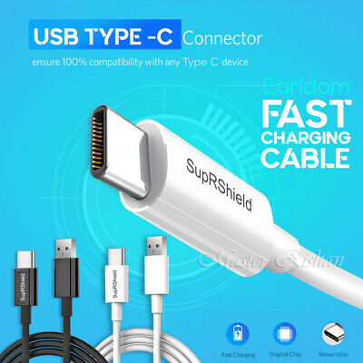 AU3.99 • Buy USB Type-C Fast Charging Cable For Samsung Galaxy A20 A30 A31 A50 A51 A70 A71 90