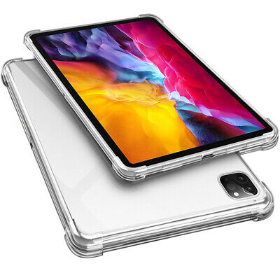 AU22.79 • Buy For IPad Pro 11'' 2nd 12.9  4th Gen 2020 Shockproof Clear Case TPU Slim Cover AU