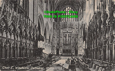 £7.99 • Buy R336297 Choir E. Winchester Cathedral. 20094. Valentines Series