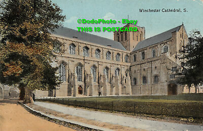 £7.99 • Buy R339072 Winchester Cathedral S. 73701. J. V. Valentines Series
