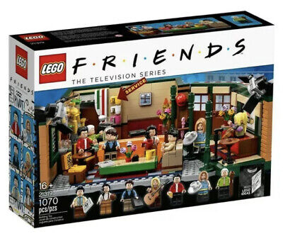 $99 • Buy LEGO Ideas Central Perk 21319 * Friends The Television Series