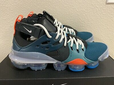 $129.99 • Buy Nike Air Vapormax DSVM Midnight Turquoise AT8179-300 Running Shoes Men's NEW