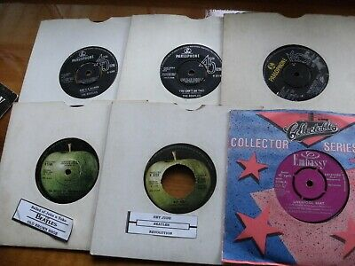 AU9.95 • Buy BEATLES PICK 1 FROM 2 DIFFERENT 45 Rpm SINGLE 7  VINYL RECORD CAN'T BUY ME