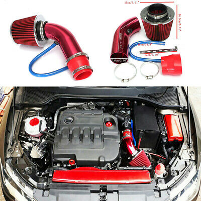 $ CDN74.04 • Buy Cold Air Intake Filter Induction Kit Pipe Power Flow Hose System Car Accessories