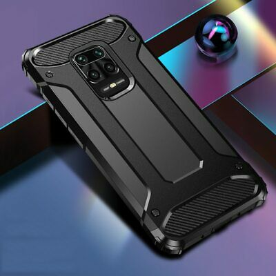 $3.29 • Buy Shockproof Rugged Armor Hard PC Case Cover For Xiaomi Redmi Note 9 9S 8T 7 8 Pro