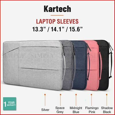 AU22.90 • Buy Kartech Laptop Sleeve Bag Case Cover 13.3 14 15.6 Inch For MacBook Dell Asus HP