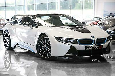 2019 BMW I8 1.5 11.6kWh Roadster Auto 4WD (s/s) 2dr • 60,975£