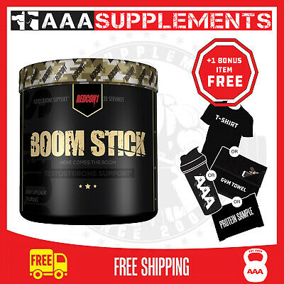 AU79 • Buy Redcon1 | Boom Stick  270 Capsules/30 Serves | Testosterone Support Test Booster