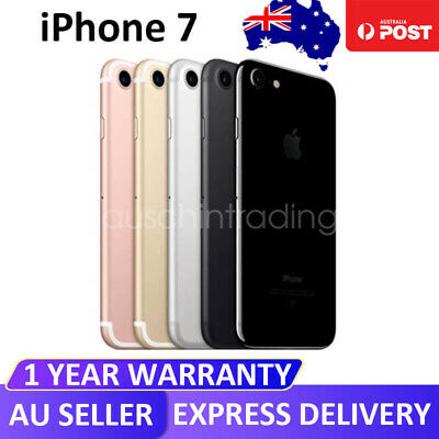 AU409 • Buy Guaranteed Apple IPhone 7 32GB As New Excellent Refurbished Unlocked Smartphone