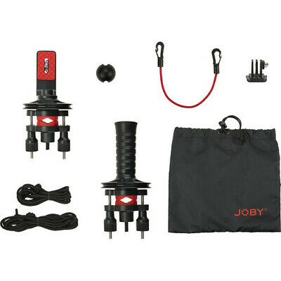 JOBY Action Jib Kit (Without Pole) For GoPro Action Camera • 14.99£