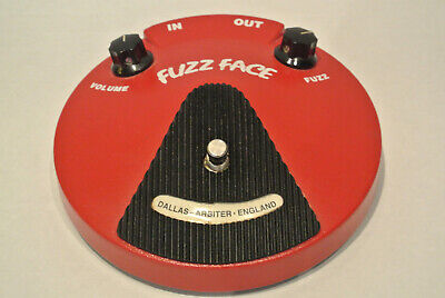 $ CDN295.88 • Buy Buy It Now!!! 1990's Red Fuzz Face Guitar Effects/distortion Pedal!!! Lot #g193
