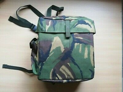 Brand New British Army Dpm Respirator Haversack Bag Pack Pouch Gas Mask S10 Mod • 10.99£