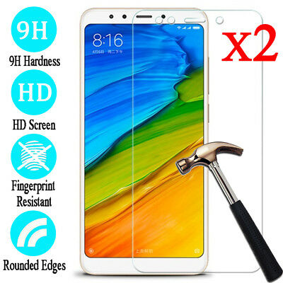 $0.99 • Buy 2X Tempered Glass Screen Protector For Xiaomi Redmi 7A 7 6 6A 5 Note 5 6 7 8 Pro
