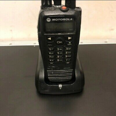 $300 • Buy Motorola Xpr 6550 UHF2 AAH55TDH9LA1AN 2 Way Radion