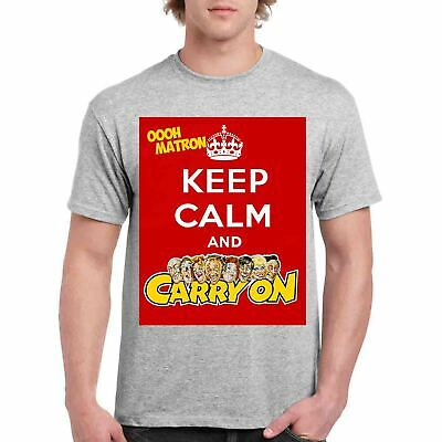 £13.99 • Buy Carry On Film T-Shirt