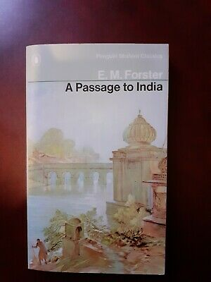 A Passage To India By E M Forster  Penguin HARDBACK  • 3.99£