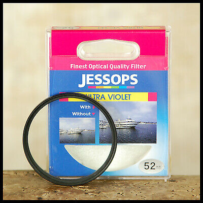 52mm Jessops UV Coated Protection Filter - Canon Nikon Sigma Tamron Digital Lens • 4.50£