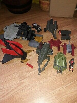 $ CDN99.72 • Buy VINTAGE 1982-1988 Hasbro GI JOE Vehicles & Cannon Lot