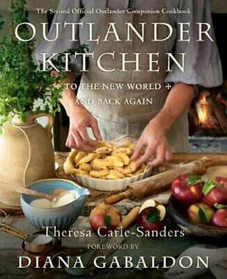 AU56.25 • Buy NEW Outlander Kitchen By Theresa Carle-Sanders Hardcover Free Shipping