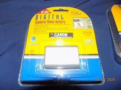 £9.22 • Buy New Old Stock Canon Video/camera Battery NB-2L NB-2LH
