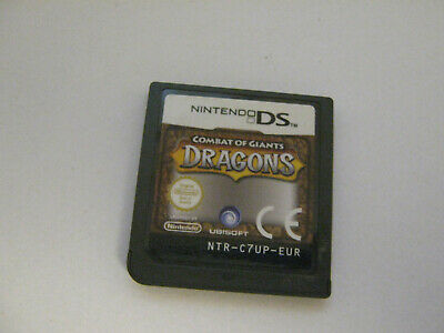 Combat Of Giants: Dragons (Ds) *Game Only*  • 2.44£