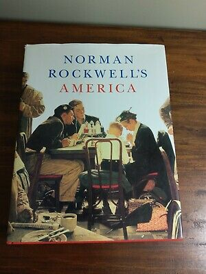 $ CDN39.53 • Buy Norman Rockwell's America By Christopher Finch (1975, Hardcover) Coffee Table