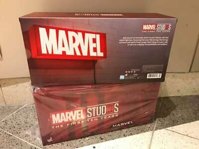 $ CDN215.41 • Buy Ready! Hot Toys Marvel Light Box New