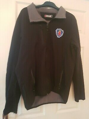 £19.95 • Buy Fantastic Scania Mens Black And Grey Technical Truck Driver Shell Jacket Size XL