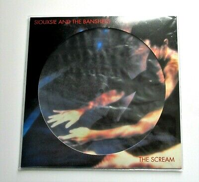 Siouxsie And The Banshees - The Scream 2016 Polydor Picture Disc LP New & Sealed • 26.99£