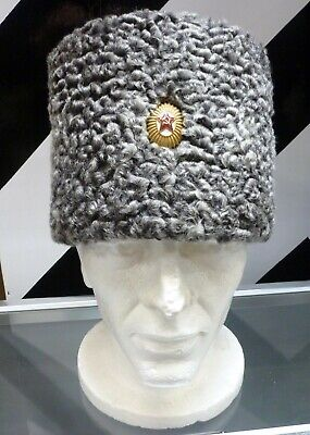 £100 • Buy Ex Soviet Army Officers Astrakhan Hat