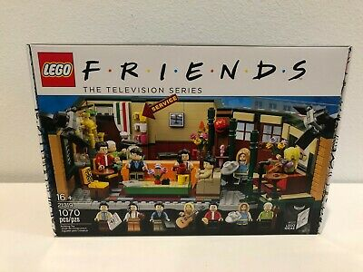 $79.99 • Buy LEGO 21319 Friends Central Perk TV Series Coffee Shop **IN HAND**
