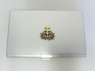 Wrns Womens Royal Naval Service Classic Credit Card Holder Hand Made In Uk • 6.99£