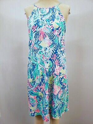 $59.99 • Buy New Lilly Pulitzer Women's Margot Dress  Mermaid Cove,  XXS, S, L, XL