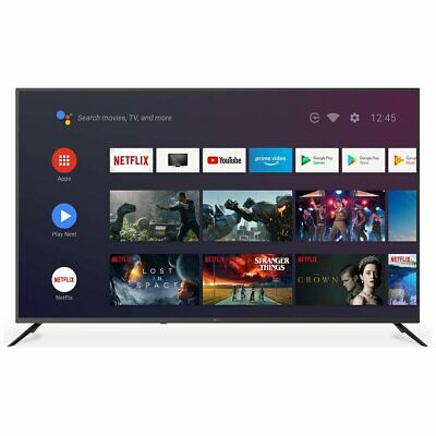 AU524 • Buy NEW Seiki SVision 58 Inch 4K UHD HDR Android TV SVU5800G
