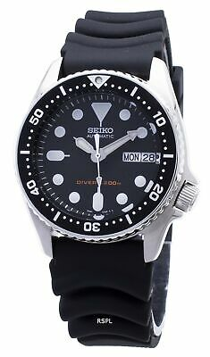 $ CDN469.26 • Buy Seiko Automatic Diver's 200M SKX013 SKX013K1 SKX013K Men's Watch