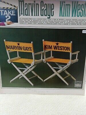 Marvin Gaye And Kim Weston-Take 2 On Tampa VG Condition • 19£
